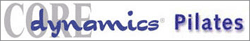 core dynamics pilates logo
